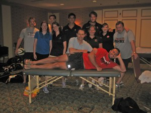 Jonathan Maister - Canadian Sports Massage Therapists